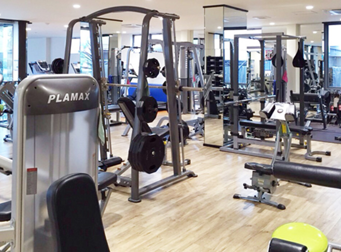 トレーニングルーム3
